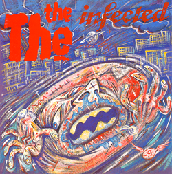 The_The_-_Infected_CD_album_cover